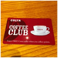 Photo taken at Costa Coffee by Vijay on 8/25/2012