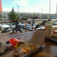 Photo taken at McDonald's and McCafé by Istvan D. on 8/27/2012