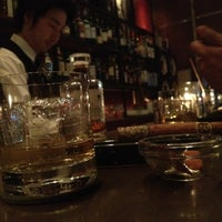 Photo taken at le connaissur CIGAR BAR by Serhat G. on 4/20/2012