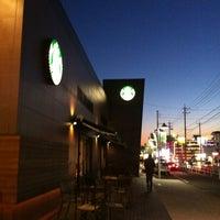 Photo taken at Starbucks by hiro C. on 2/19/2012