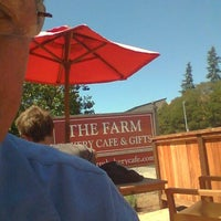 Photo taken at The Farm, Bakery And Café by Alex C. on 9/3/2012