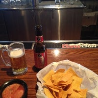 Photo taken at Lunada Mexican Grill & Cantina by Brian P. on 3/4/2012