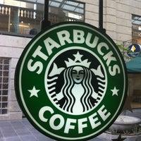 Photo taken at Starbucks by Ed P. on 2/21/2012