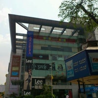 Photo taken at Garuda Mall by Nagesh on 4/6/2012