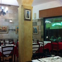 Photo taken at Trattoria Pizzeria Toscana by Nosobras on 8/6/2012