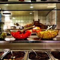 Photo taken at TerraViva Restaurante Natural by Flavio L. on 3/20/2012