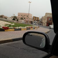Photo taken at Duraz Roundabout by Ebrahim A. on 3/21/2012