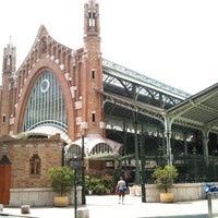 Photo taken at Mercado Colón by Ivan A. on 8/12/2012