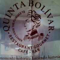 Foto tomada en La Quinta Bolivar por Rafael I. el 8/11/2012