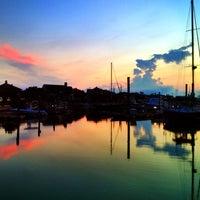 Photo taken at Isle of Palms Marina by John R. on 8/18/2012