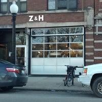 Photo taken at Zaleski & Horvath MarketCafe by Matt L. on 2/25/2012