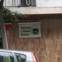 Photo taken at Llibreria Papereria Avui by Andrea S. on 7/21/2012