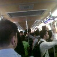 Photo taken at terowong kereta api kuala lumpur by Hafize H. on 2/17/2012