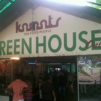 Photo taken at Kamats Green House by Kailahssh K S. on 9/2/2012