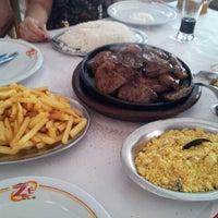 Photo taken at Restaurante do Zé by Alex C. on 8/19/2012
