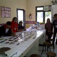 Photo taken at SMA Lazuardi GIS by anto r. on 3/2/2012