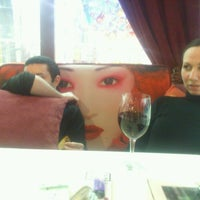 Photo taken at Любо Cafe by Amzan B. on 3/13/2012