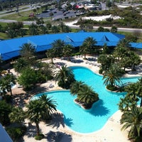 Photo taken at Palms of Destin Resort & Conference Center by Shannon N. on 3/18/2012