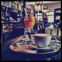 Photo taken at Café Amandine by Alesha . on 7/2/2012