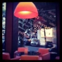 Foto tirada no(a) Alessa Gelato e Caffe por Júlia N. em 7/25/2012