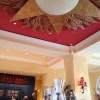 Photo taken at Renaissance Tampa International Plaza Hotel by Lori B. on 3/3/2012