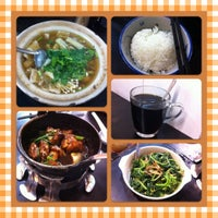Photo taken at Ah Hee Kor Hot Soup by Xin-er on 8/27/2012