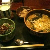 Photo taken at 和食庵 さいか by はっしぃ on 4/11/2012