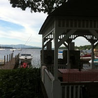 Photo taken at Gazebo at Yacht Club Vista by Kevin J. on 7/31/2012