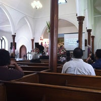 Photo taken at Jamaica Plain Seventh Day Adventist Church by Debora D. on 6/16/2012
