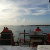 Photo taken at Martin Harbor Island by Winston S. on 8/19/2012