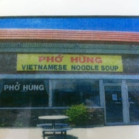 Photo taken at Pho Hung by Louis R. on 6/5/2012