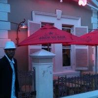 Photo taken at Rick's Café Américain by Brian K. on 8/17/2012