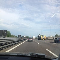 Photo taken at A51 - A52 Tangenziale Est - Nord by Antonio M. on 5/24/2012