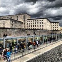 Photo taken at Topography of Terror by Ching S. on 6/2/2012
