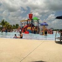 Photo taken at Splash Waters Water Park by Casey on 7/27/2012