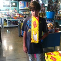 Photo taken at Honey's Vintage Sweets by Anthony C. on 7/29/2012