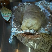 Photo taken at Chipotle Mexican Grill by Greg M. on 7/14/2012