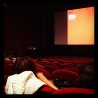 Photo taken at Kino Atlas by Jakub S. on 4/12/2012