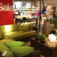 Photo taken at Crate and Barrel by Brandi G. on 7/27/2012