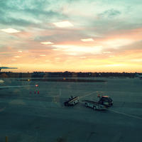 Photo taken at Southwest Florida International Airport (RSW) by Trevan T. on 3/13/2012