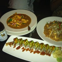 Photo taken at Sushi Siam by Sil👑Vana on 8/20/2012
