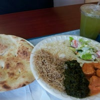 Photo taken at Al-Zaytoun Kabob & Grill by Patrick S. on 8/26/2012