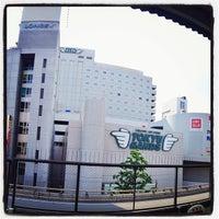 Photo taken at Esaka Station (M11) by Jumpei I. on 5/10/2012