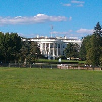 Photo taken at White House Visitor Center by Archimedes T. on 9/11/2012