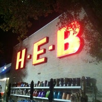 Photo taken at H-E-B by Bethany J. on 6/9/2012