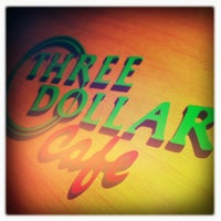 Photo taken at Three Dollar Cafe by Evan D. on 9/13/2012