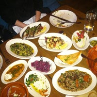 3/26/2012에 Adam님이 Kanella: Greek Cypriot Kitchen에서 찍은 사진