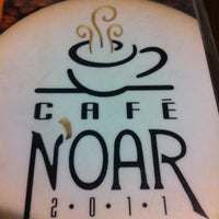 Photo taken at Café Noar by Priscila S. on 8/6/2012