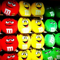 Photo taken at M&M's World by Chris on 8/21/2012