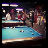 Photo taken at ICUE Billiard by Alvin T. on 6/23/2012
